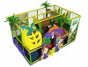 Plastic Funny indoor playground