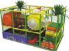 Plastic indoor playground