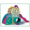 Pretty Outdoor Slide(play center,play system,play castle)