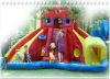 Qi Ling 2011hot sale inflatable water slide for kids for baby