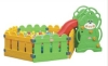 TOY Bear slide with  Pool (outdoor playground equipment)(YC07707)