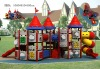 TUV  Colorful Plastic Playground