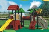 UV-resistant outdoor playground system