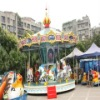 Wonderful Christmas Carousel With Good Design