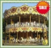 Your professional double-row carousel for amusement