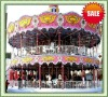 Your professional double-row merry-go-around/carousel made-in-China