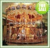 Your professional double row merry-go-around/carousel made-in-China