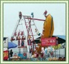 Your professional fairground equipment pirate ship factory