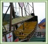 Your professional funfair equipment pirate ship rides