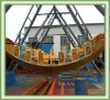 Your professional funfair equipment pirate ship rides for promotion