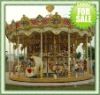 Your professional hot sale double row merry-go-around