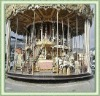 Your professional hot selling double row  carousel/merry-go-around