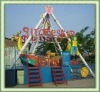 Your professional play equipment pirate ship rides