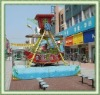Your professional play equipment ride pirate ship rides