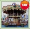 Your professional playground equipment playground double row carousel