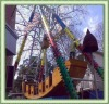 Your professional theme park equipment pirate ship rides for promotion