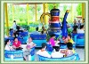 amusement 36 seats coffee cup rotary machine
