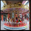 attraction !!amusement park equipment -small kids carousel rides