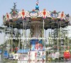 attractive amusement park swing flying chair rides