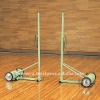 badminton movable uprights