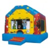 bounce house business