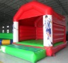 bouncy bouncer, moonwalk bouncer, Children toy,football theme
