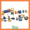 children play gym