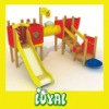 children wooden Drawbridge