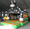 cow theme inflatable bouncer, Children toy