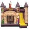 funny inflatable castle