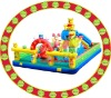 funny inflatable toys park