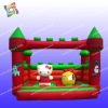 high quality and funny hello kitty inflatable bouncer