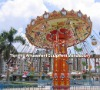hot amusement park deluxe flying chair rides