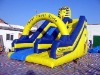 hot selling and newest Egypt travel inflatable slide