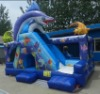 hot selling newest inflatable seaworld water slide
