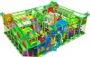 indoor Amusement park made of high galvanized tube BD-E215