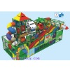 indoor plastic playground  TX-9099B
