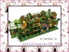 indoor playground equipment for kid TQ-TSL183 forest style
