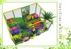indoor playground for lovely bay TQ-TSL120 exciting indoor playground