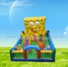 inflatable amusement park(inflatable fun city,inflatable playground)