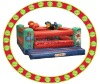 inflatable bouncer boxing