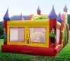 inflatable castle slide(inflatable castle sliding,inflatable fun park)