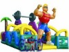 inflatable fun city(amusement park,inflatable playground)