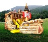 inflatable pirate ship(commercial inflatable slide,inflatable ship)