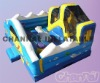 inflatable playground(outdoor playground,inflatable product)