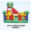 inflatable slide(inflatable castle sliding,inflatable sports)