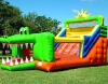 inflatable slider for  amusement park or for rent