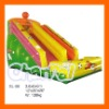 inflatable slider(sliding infltables,inflatable dry slide)