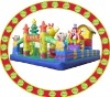 inflatable toys playground for children