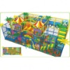 jungle hut indoor playground